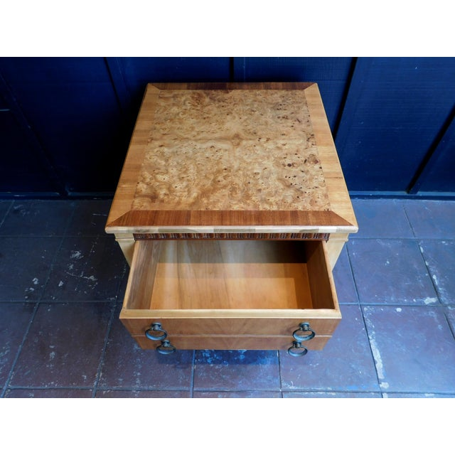 1960s Classic Wooden End Table For Sale - Image 9 of 11