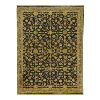 "Heriz Style Hand Knotted Rug - 5'2"" X 6'10"" For Sale"
