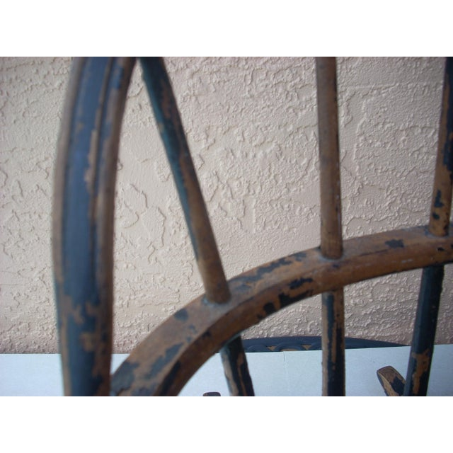 Windsor Child's Rocking Chair For Sale - Image 9 of 10