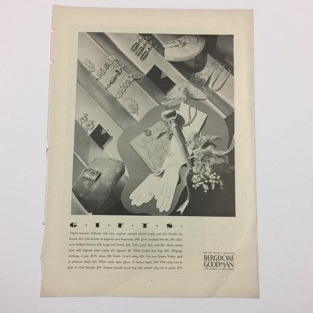 Henri Bendel Print Ad, 1935 For Sale - Image 4 of 4