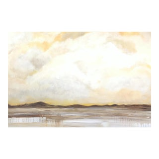 Dakota' Original Landscape Painting by Linnea Heide For Sale