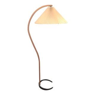 1970s Caprani Bentwood Floor Lamp