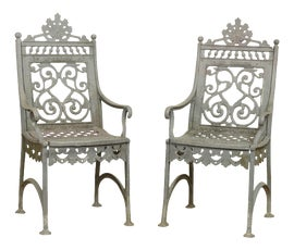 Image of Victorian Patio and Garden Furniture