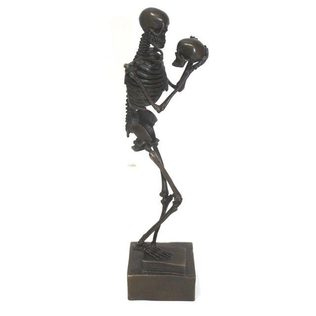 Beaux-Arts Vintage Carl Kauba Style Bronze Figure For Sale - Image 3 of 13