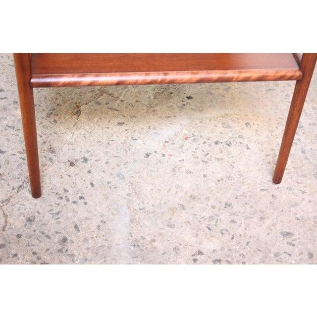 Pair of T. H. Robsjohn-Gibbings Single Drawer End Tables - Image 6 of 10