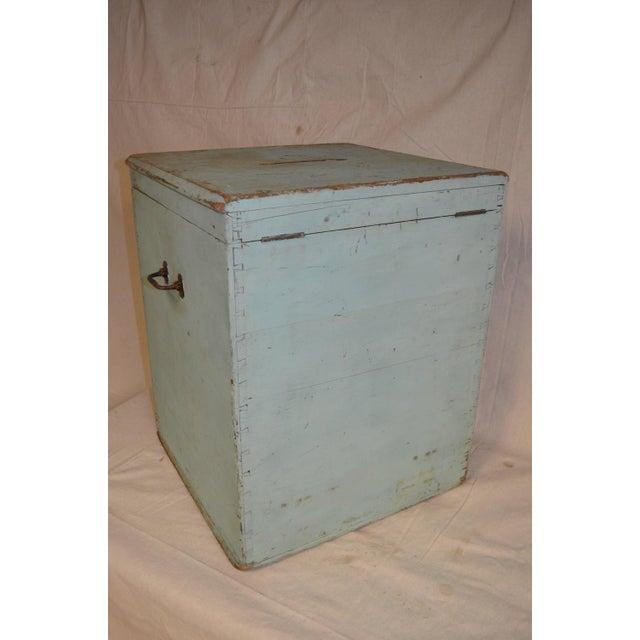 Ballot Box of Wood - Image 3 of 8