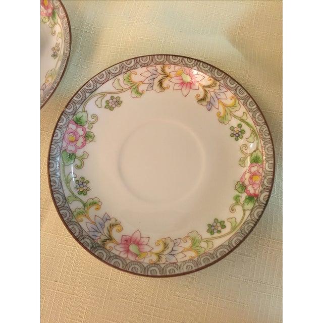 Porcelain Demitasse - Set for 6 - Image 5 of 6