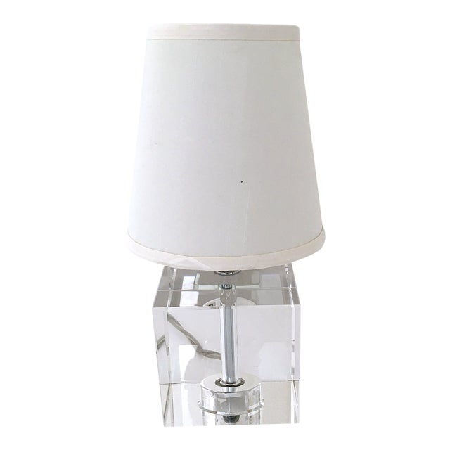 Crystal Miniature Lamp For Sale