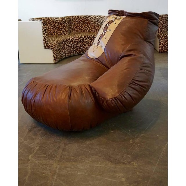 De Sede Boxing Glove Chair For Sale In Palm Springs - Image 6 of 9