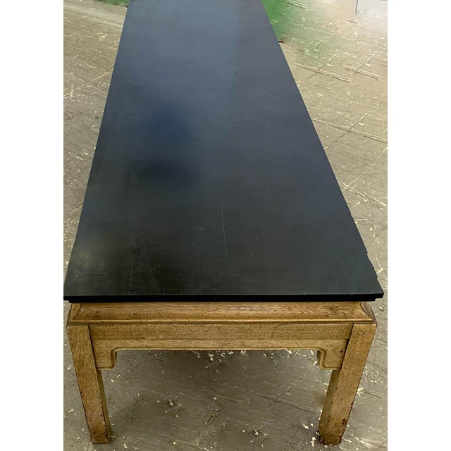 Hollywood Regency Asian Coffee Table For Sale - Image 4 of 6
