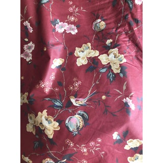 38 Yards Thibaut Fair Oaks Pattern Fabric Also Sold for $15.00 Per Yard