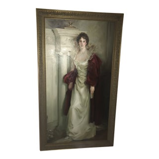 The Duchess of Portland Portrait Painting For Sale