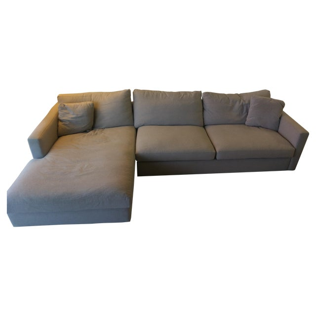 HD Buttercup Couch and Chaise Set - Image 1 of 8