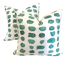 Image of Watercolor Pillows