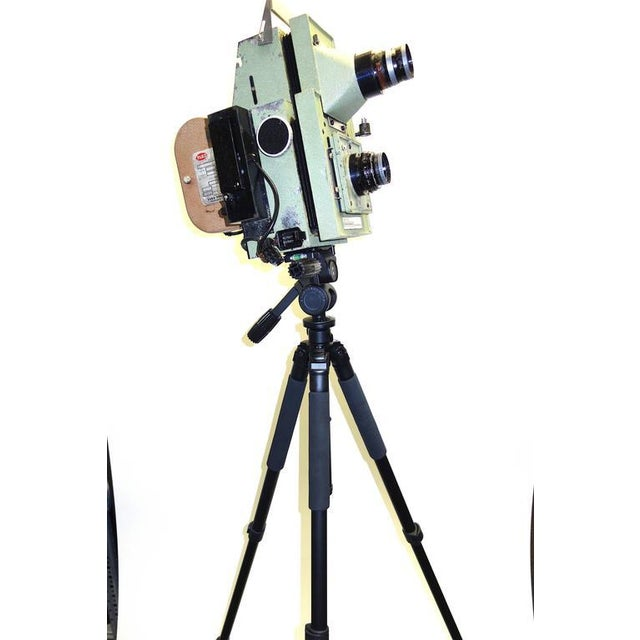 Industrial Vintage School Class Picture Roll Film Camera. Circa Mid Century. Display as Sculpture. Reduce: Was: $2999.00 Now: 799.00 For Sale - Image 3 of 8