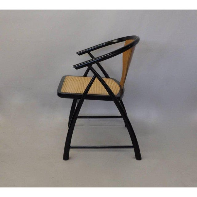 Michael Taylor Michael Taylor for Baker Side Chair For Sale - Image 4 of 7