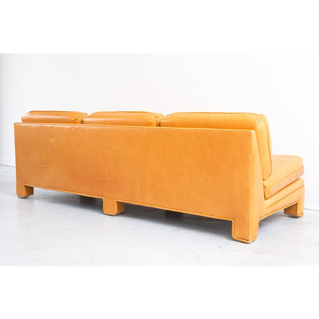 Baughman Armless Sofa - Image 5 of 11