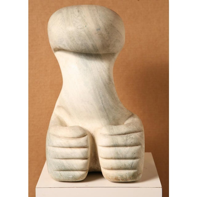 1950s Marble Sculpture by Sheldon Machlin, B.1918-1975 For Sale - Image 5 of 7