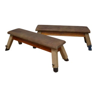 Leather Gym Bench For Sale