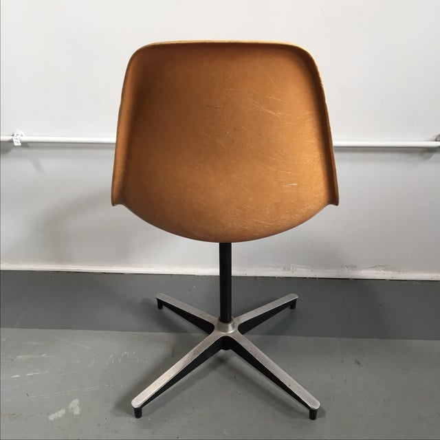Eames PSC Swivel Chair For Sale - Image 5 of 8