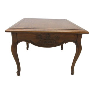 Vintage Brandt Country French End Table For Sale