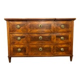 Image of Louis XVI Period Chest of Drawers For Sale