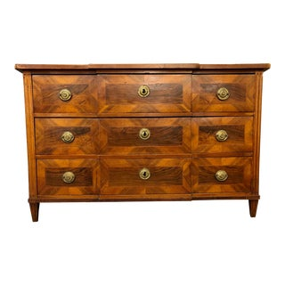 Louis XVI Period Chest of Drawers For Sale