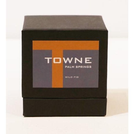 2010s Towne Wild Fig Candle For Sale - Image 5 of 5