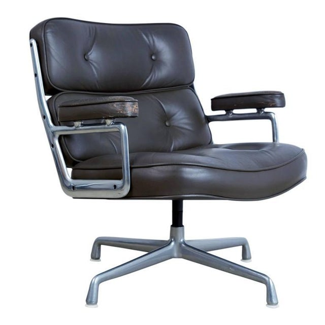 discontinued time life lobby lounge chairs by charles eames for