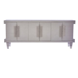 Simon Credenza (Light Gray) For Sale