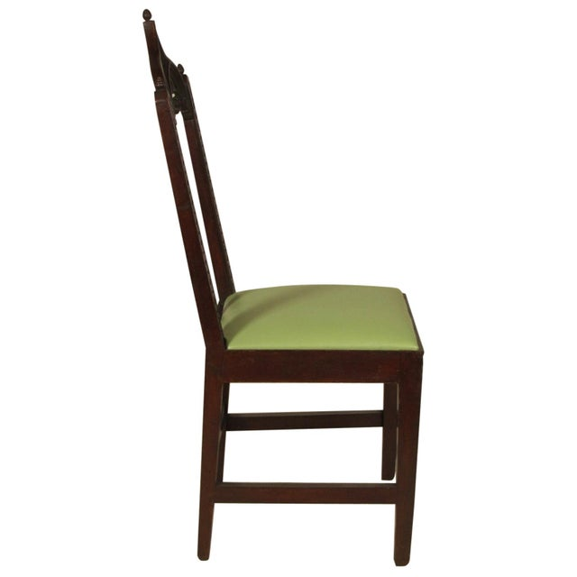 Late 19th Century 19th Century. Vintage Gothic Dining Chairs - Set of 8 For Sale - Image 5 of 12