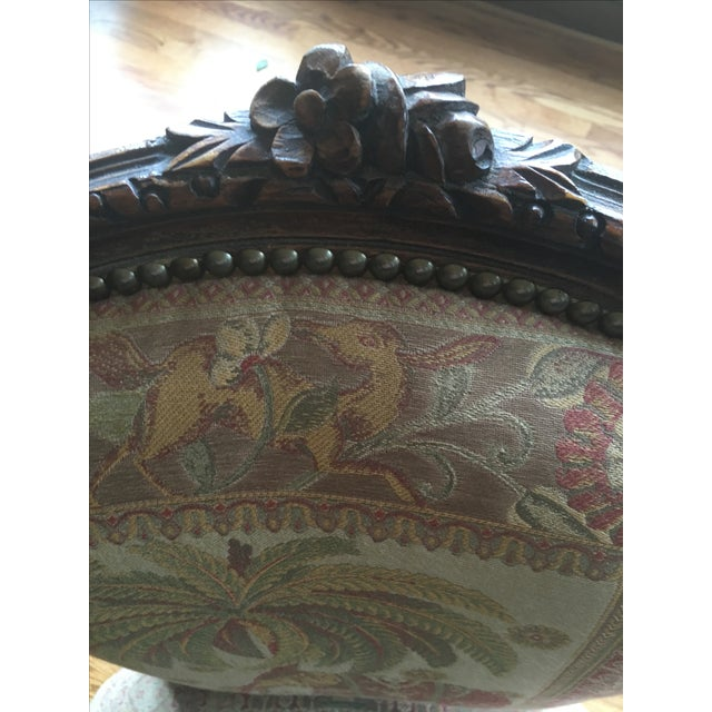 French Accent Chair - Image 5 of 7