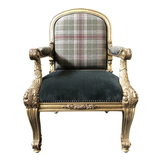 Ralph Lauren Home Duke's Host Chair For Sale