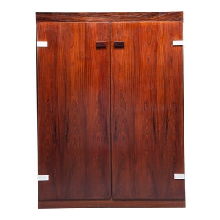 Sibast Mobler Danish Rosewood Cabinet For Sale
