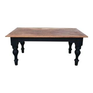 Farmhouse Table by Eddy West For Sale