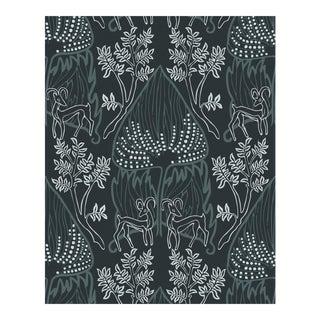 Arabian Nights Midnight Wallpaper - 1 Double Roll For Sale