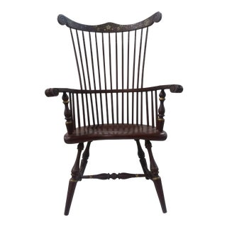 Ethan Allen Chancellor's Chair