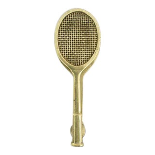 Tennis Racket Door Knocker For Sale