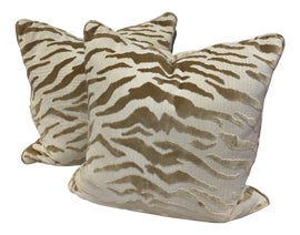 Image of Kenneth Ludwig Chicago Pillows