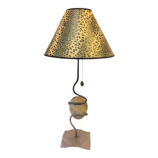 Festa + Co. River Rock Table Lamp For Sale