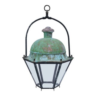 Large Early 20th Century Avignon Lantern