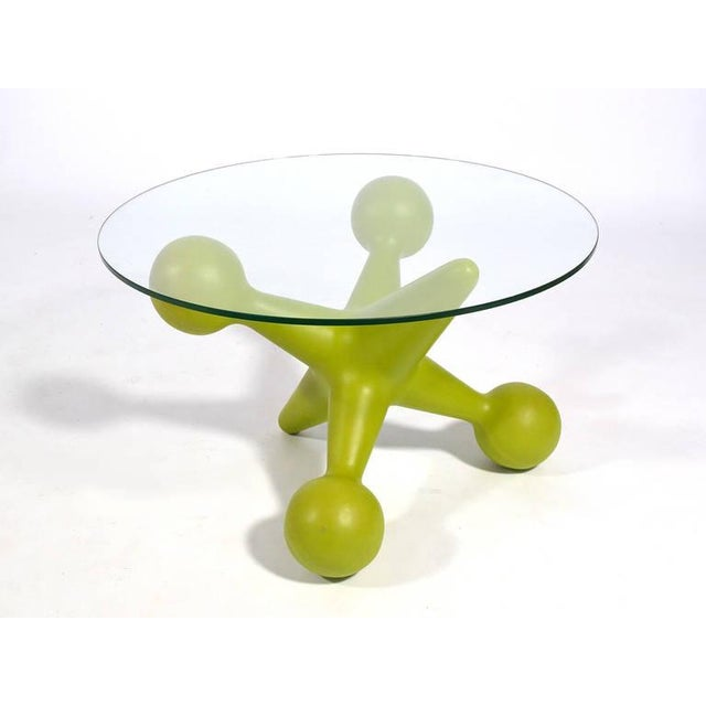 """Mid-Century Modern Bill Currie """"Jack"""" Table by Design Line For Sale - Image 3 of 10"""