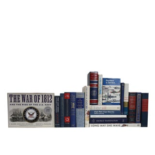 View of American Past Book Set, S/20 For Sale
