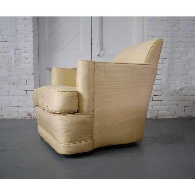 Fabulous Pair of Lounge Chairs For Sale - Image 4 of 10