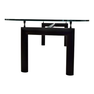 Le Corbusier Lc6 Dining Table by Cassina For Sale