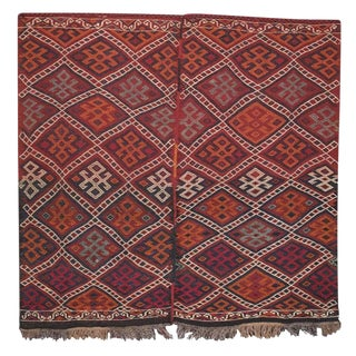 Khoy Kurdish Kilim For Sale