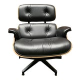 Image of Vintage Eames Lounge Chair For Sale