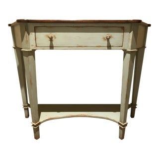 French Country Richard Mulligan Crestwood Console