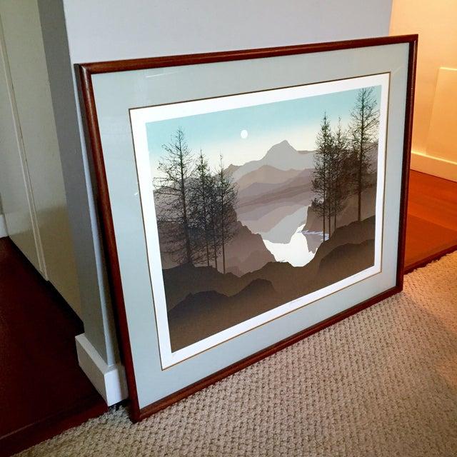 """Robert Wilson """"Grandeur"""" Glicée Print - Image 3 of 7"""