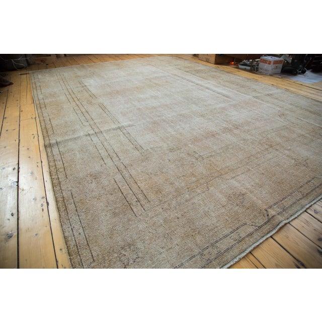 """Distressed Sivas Carpet - 9'4"""" X 12'10"""" - Image 6 of 7"""